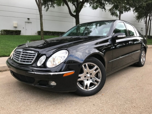2006 Mercedes-Benz E320 CDI, ONE OWNER