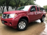 Nissan Frontier S, King Cab 2012