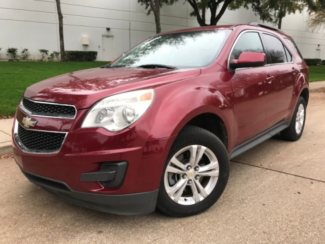 2011 Chevrolet Equinox LT Back up camera