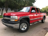 Chevrolet 2500HD EXT CAB 2001