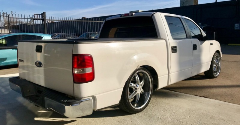 Ford F-150 SuperCrew Low Rider 2007 price $7,990