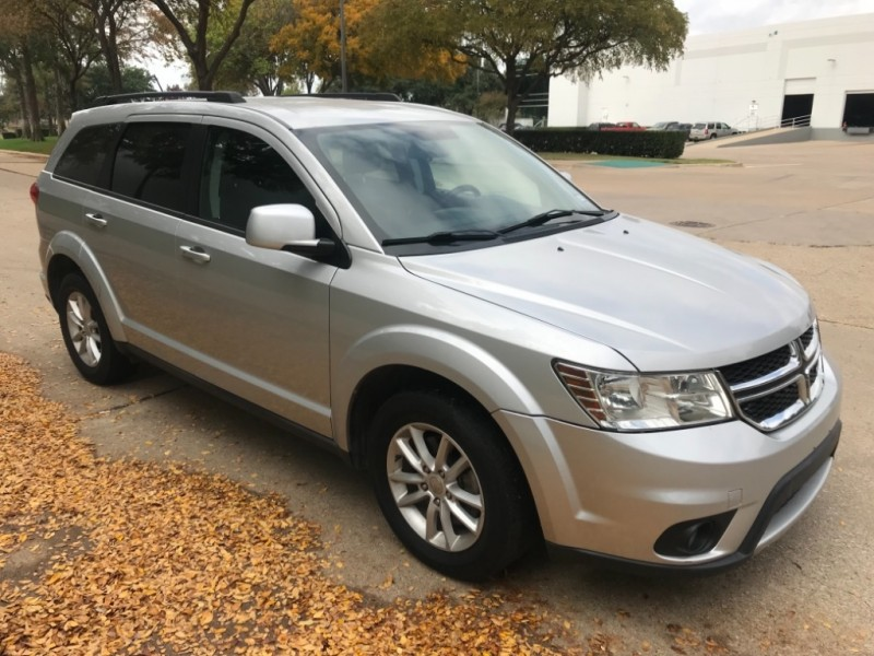 Dodge Journey AWD, SXT 2013 price $7,297
