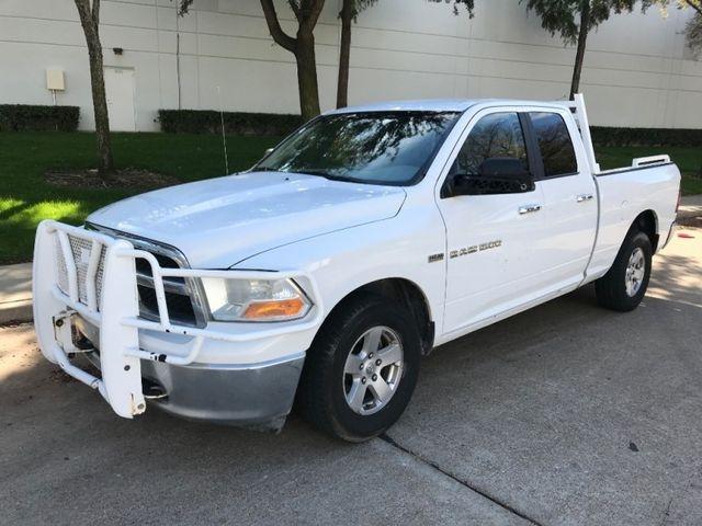 Ram 1500 Quad Cab 2012 price $8,990