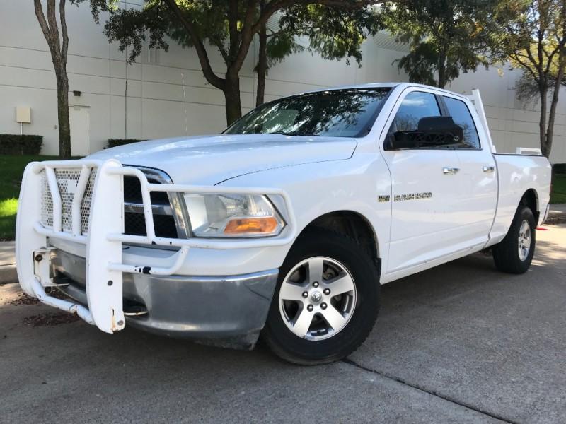 RAM 1500 SLT, HEMI 4x4 2012 price $9,497