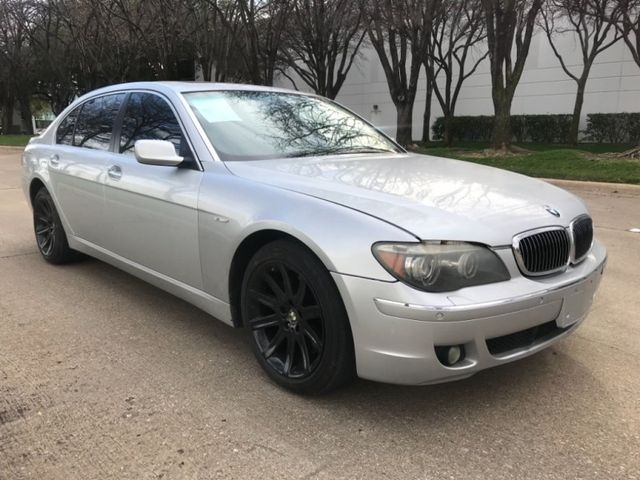 BMW 7 Series 2007 price $5,490
