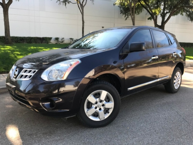 2013 Nissan Rogue, S