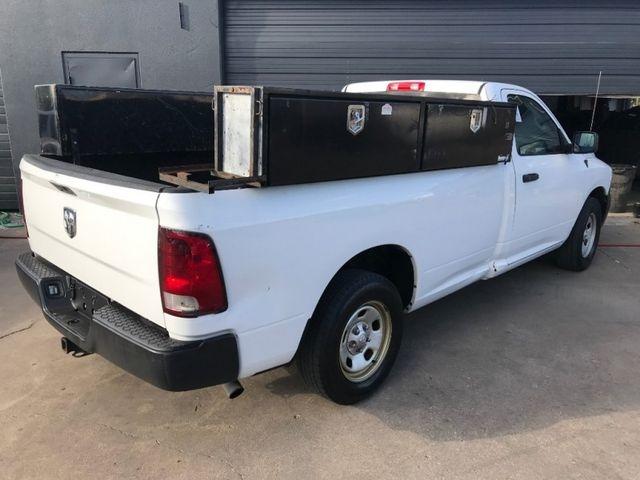 RAM 1500 RegCab, Tradesman 2014 price $9,990