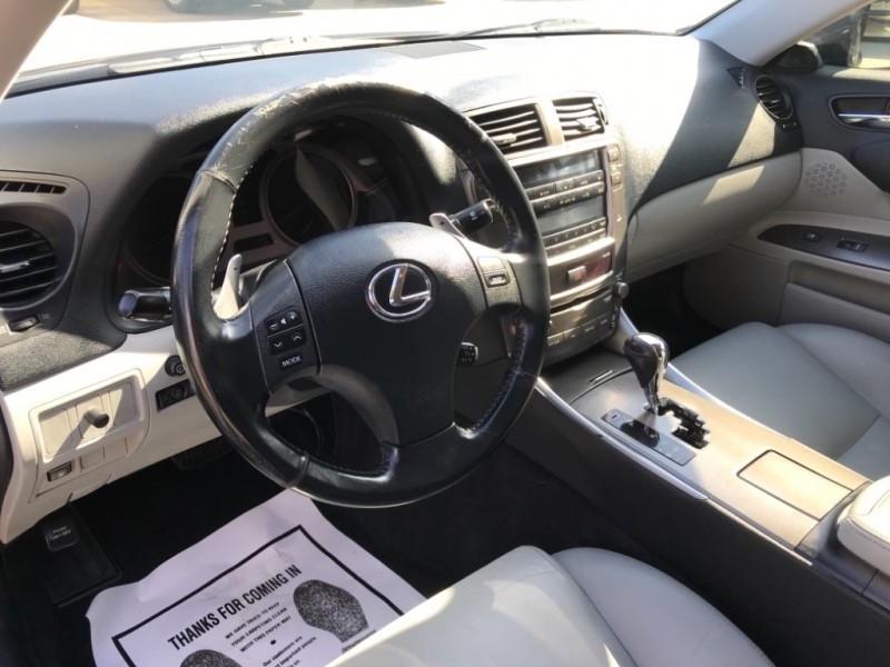 Lexus IS350 Sport 2006 price $8,990