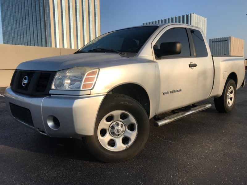 Nissan Titan XE King Cab 2005 price $6,310