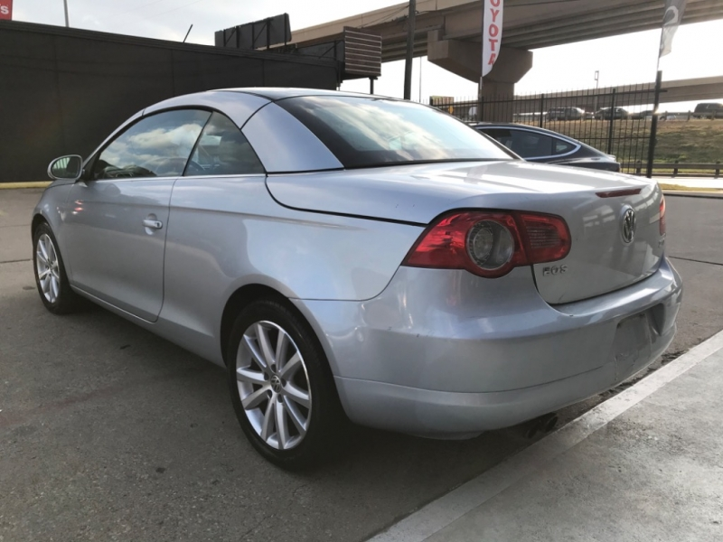Volkswagen Eos, DSG 2.0T 2007 price $5,590