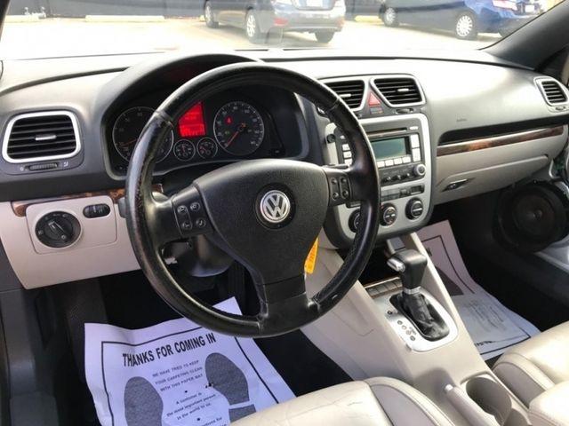 Volkswagen Eos 2007 price $4,890