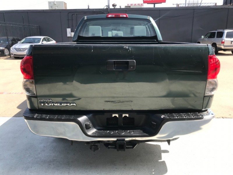 Toyota Tundra SR5, ONE OWNER 2008 price $8,290