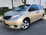 Toyota Sienna LE, ONE OWNER 2011
