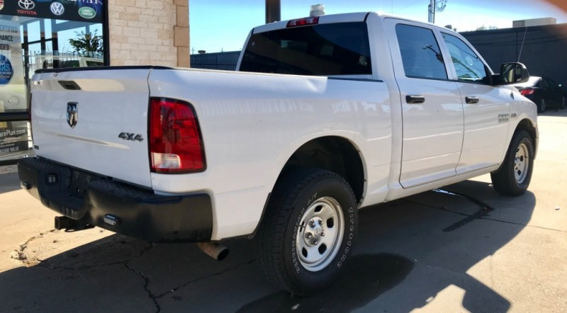 RAM 1500 Crewcab 4x4 1-OWNER 2013 price $10,490