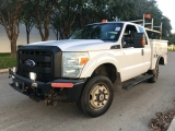 Ford F-350 4x4 Super Duty, Supercab 2011