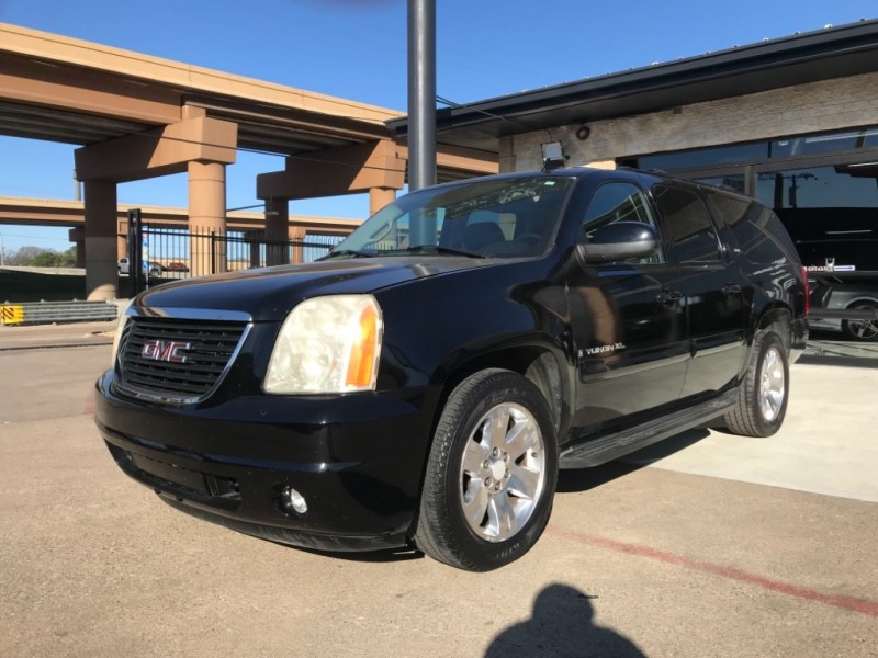 GMC Yukon XL 2007 price $8,490