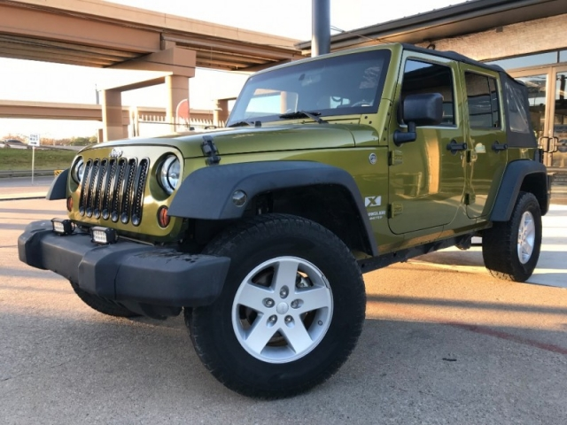 2008 Jeep Wrangler 4x4 1-Owner