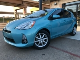 Toyota Prius C Leather one owner new car trade 2012