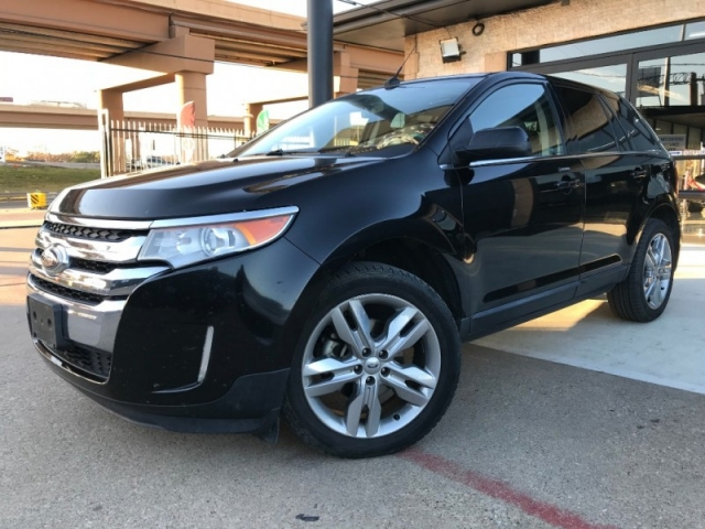 2011 Ford Edge Limited Navi bk camera pano roof
