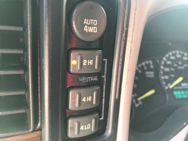 Chevrolet Silverado 1500 Extended Cab 2001 price $4,890