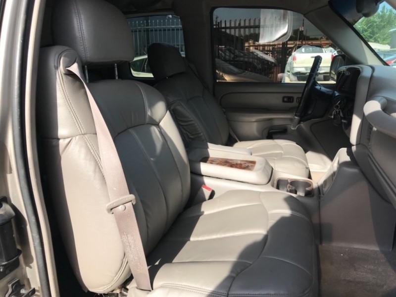 Chevrolet Silverado 1500 4x4 Z71 PKG 2001 price $5,490
