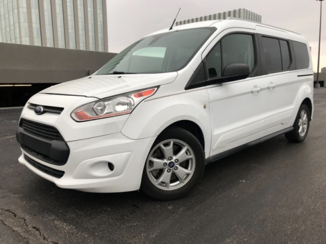 2014 Ford Transit Connect Wagon XLT w/Rear Liftgate