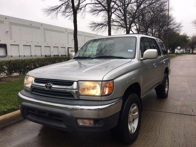 Toyota 4Runner 2002 price $3,300
