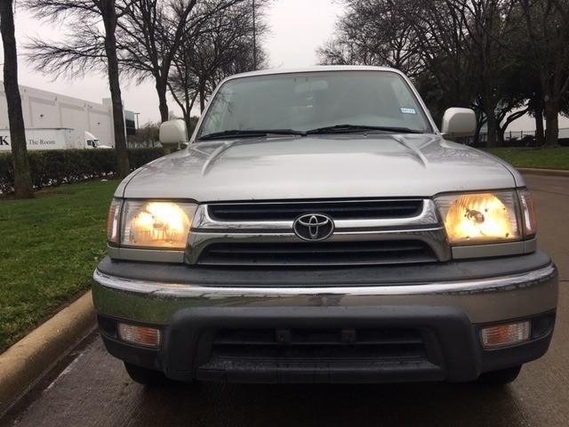 Toyota 4Runner 2002 price $3,797