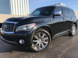 Infiniti QX56 Back up camera, Navi, Dvd, Sunroof 2011