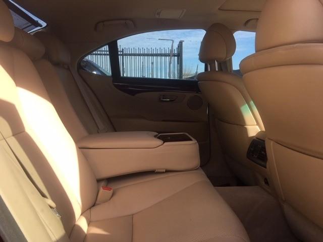 Lexus LS 460 Nav,Back up Camera,Sunroof 2008 price $9,150