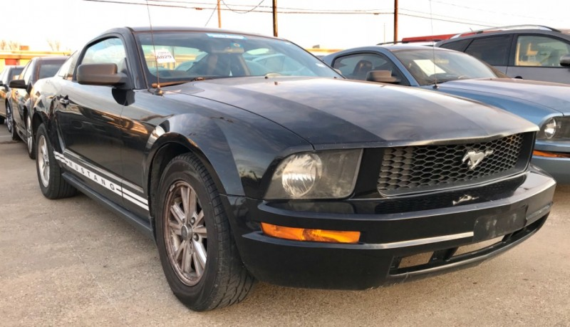 Ford Mustang 2007 price $5,990