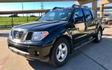 Nissan Frontier Crew Cab,One Owner 2007