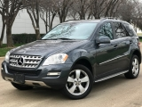 Mercedes-Benz ML 350,Nav,Back up Camera 2011