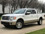 Ford F-150 KING RANCH 4X4, NAVI BK CAMERA 2014