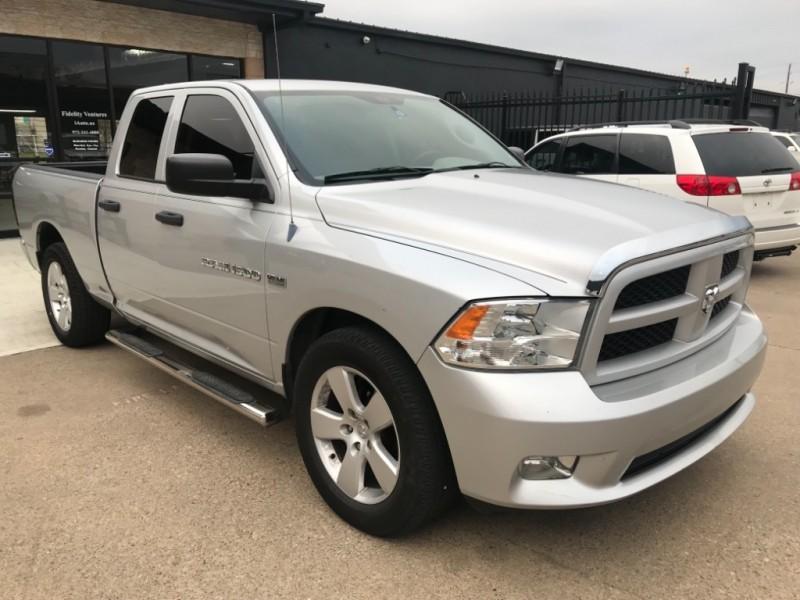RAM 1500 HEMI, ONE OWNER 2012 price $13,990
