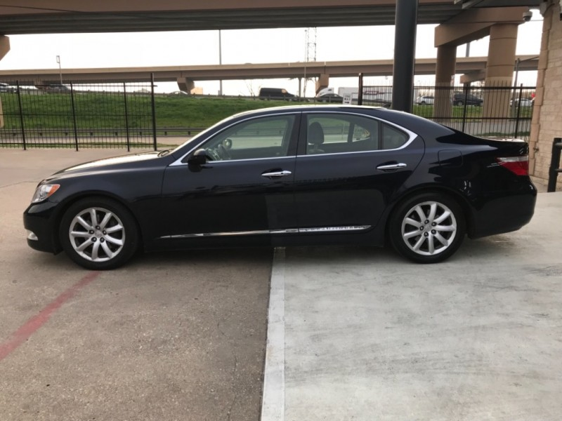 Lexus LS460, NAVI, BK CAMERA 2007 price $10,990