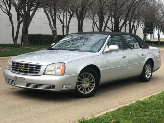2003 Cadillac DeVille DHS LOW MILES