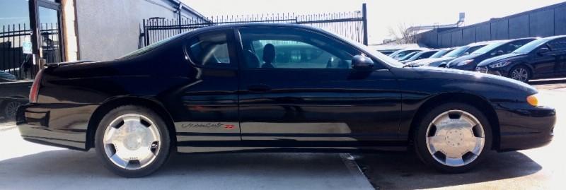Chevrolet Monte Carlo 2003 price $3,490