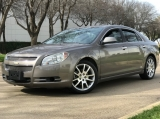 Chevrolet Malibu 1LTZ, LOW MILES,Sunroof,Leather 2012
