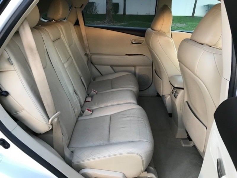 Lexus RX350 AWD, BK CAMERA 2012 price $13,490