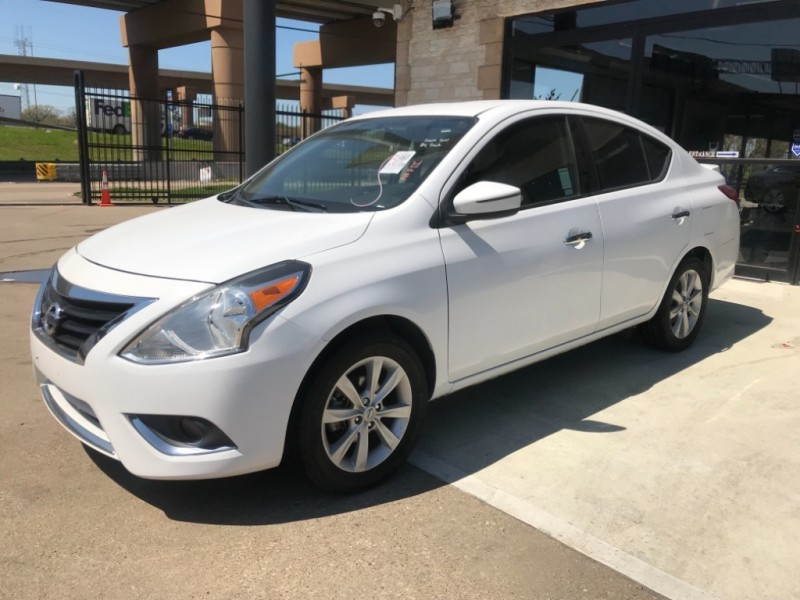 Nissan Versa SV, ONE OWNER 2015 price $7,697