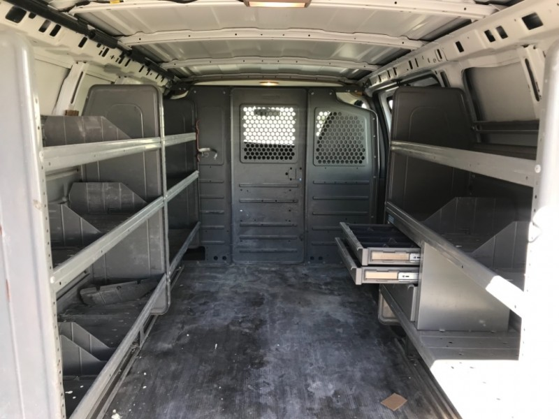 Chevrolet 2500 Express Cargo Van, ONE OWNER 2014 price $8,490