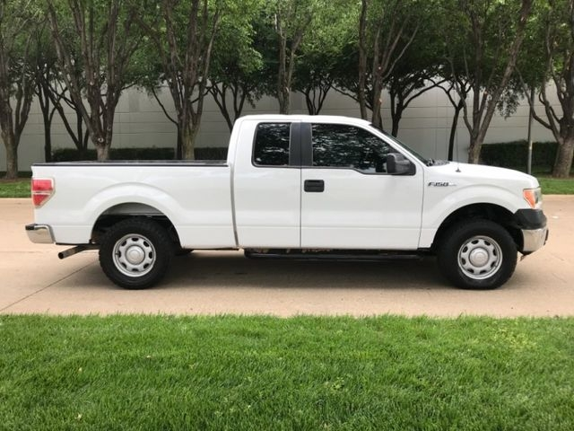 Ford F-150 SuperCab XL, 4x4 2014 price $10,490