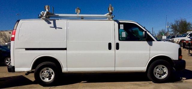 Chevrolet Express cargo van 2500 one owner 2013 price $6,990