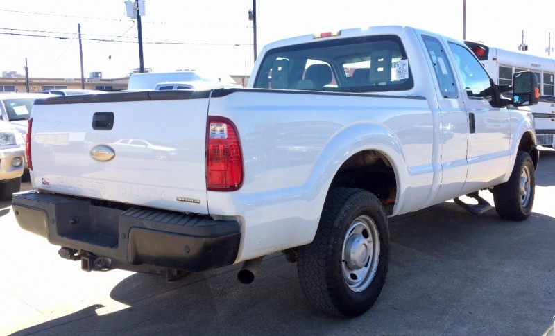 Ford Super Duty F-250 4x4, ONE OWNER 2012 price $9,697
