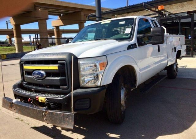 Ford F250 Super Duty Super Cab 2015 price $8,990