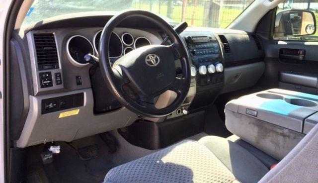 Toyota Tundra Regular Cab 2010 price $4,990
