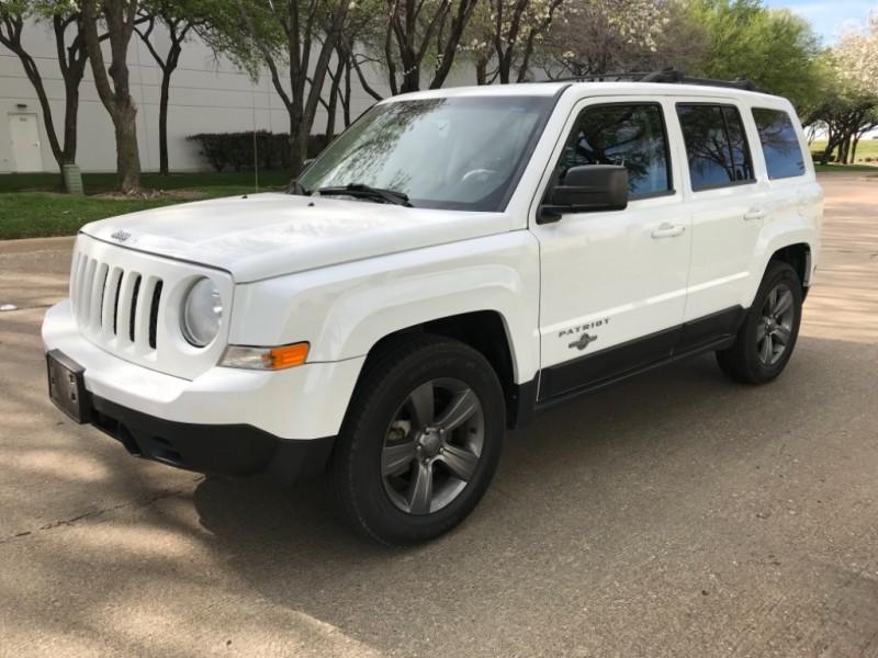 Jeep Patriot, FREEDOM EDITION PKG 2013 price $6,990