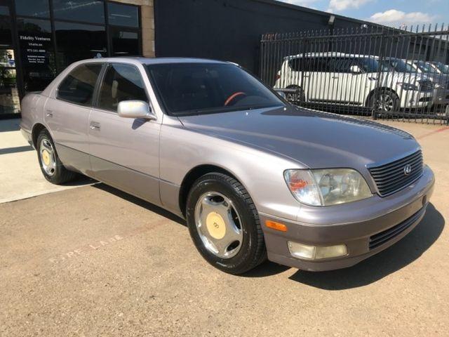 Lexus LS 400 Luxury 1999 price $3,490