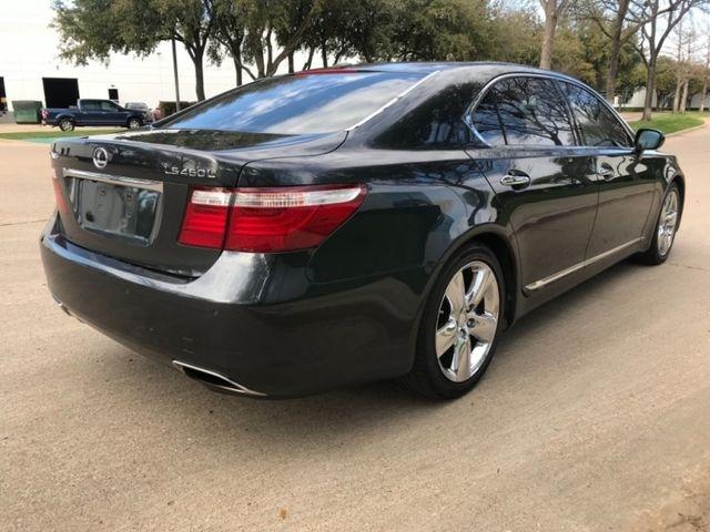 Lexus LS 2007 price $8,290